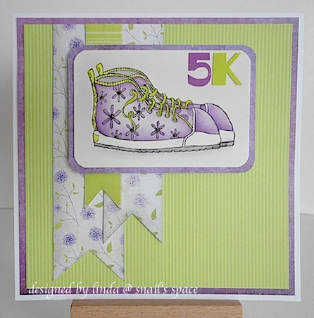 Stamping Bella - Snails Space