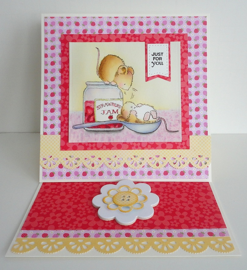penny black and more strawberry mice