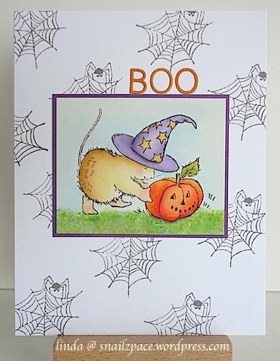 penny black halloween