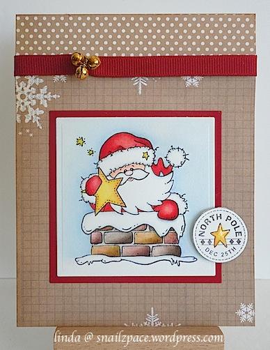 cuddly buddly santa