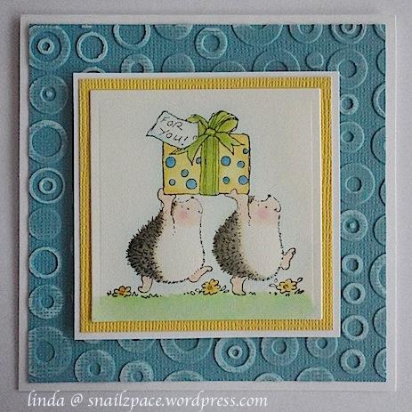 penny black hedgehogs