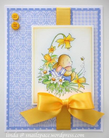 Cuddly Buddly Easter2.Linda