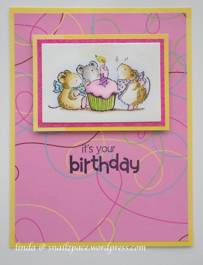 penny black cupcake mice