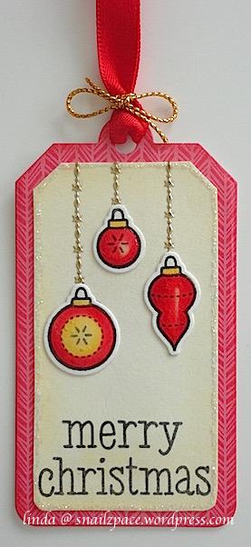 lawn fawn ornament tag