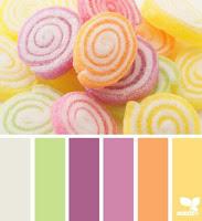 april challenge colors