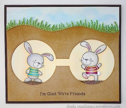 linda snailzpace.wordpress.com MFT bunnies