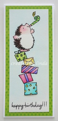 copyright linda @ snailzpace.wordpress.com penny black birthday hedgie-1