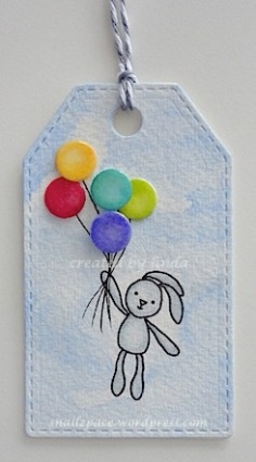 copyright linda@snailzpace.wordpress.com balloon bunny-1