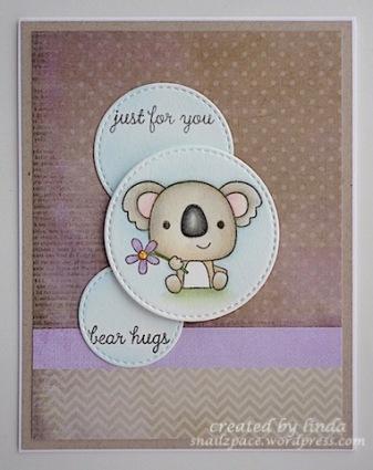 copyright linda @ snailzpace.wordpress.com reverse confetti koala-1