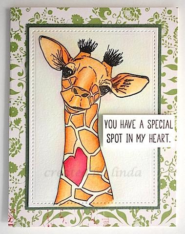 impression obsession giraffe.copyright linda @ snailzpace.wordpress.com-1