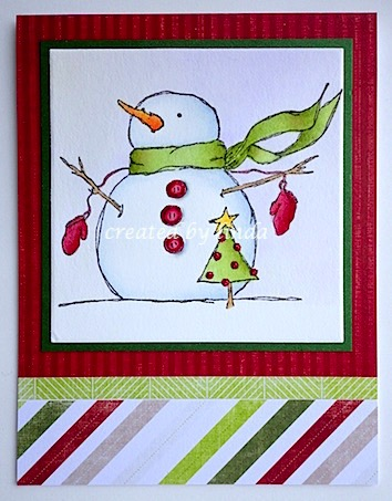 frogs whiskers snowman.copyright linda @ snailzpace.wordpress.com-1