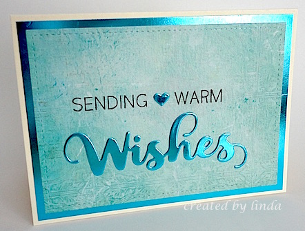 impression obsession warm wishes copyright linda snailzpace.wordpress.com