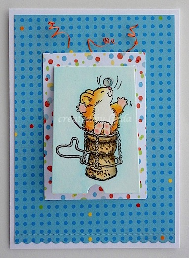 penny black bubbly copyright linda @ snailzpace.wordpress.com