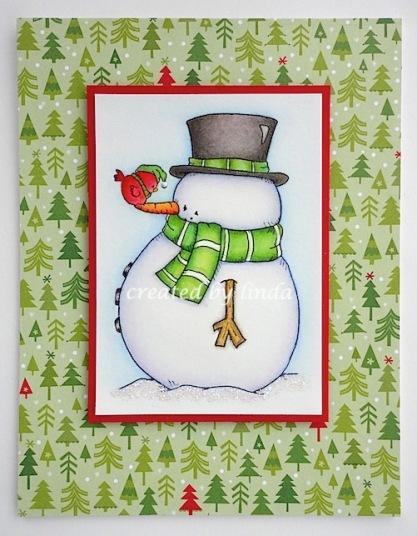 whipper snapper snowman copyright linda @ snailzpace.wordpress.com-1