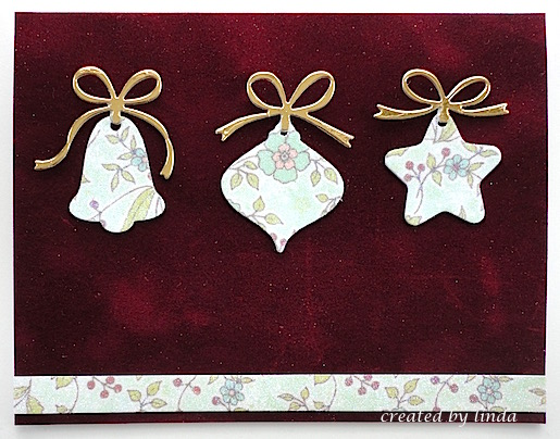 impression obsession ornaments glitter copyright linda snailzpace.worpdress.com