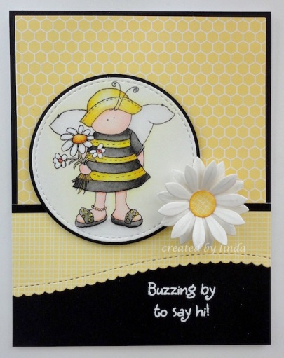 bumbly bees copyright linda snailzpace.com-1