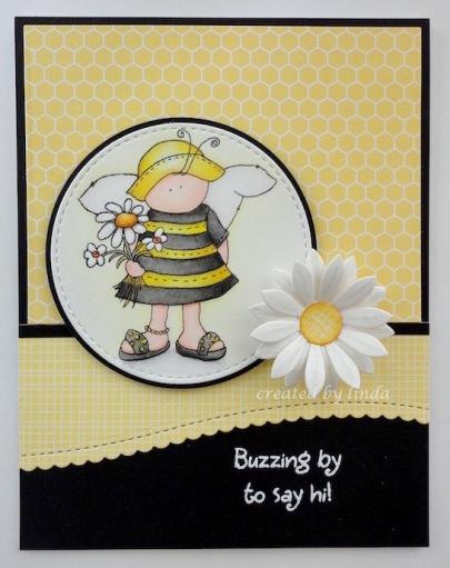 bumbly bees copyright linda snailzpace.com-1