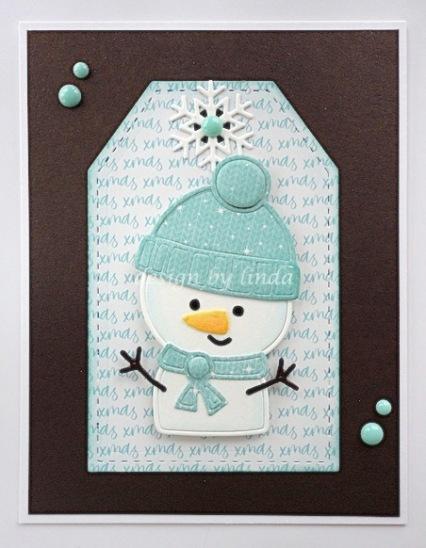 paper smooches snowman copyright linda snailzpace.com-1