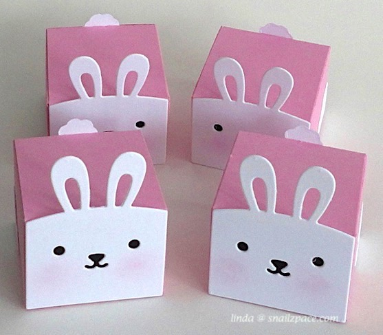 lawn fawn bunny boxes linda snailzpace.com