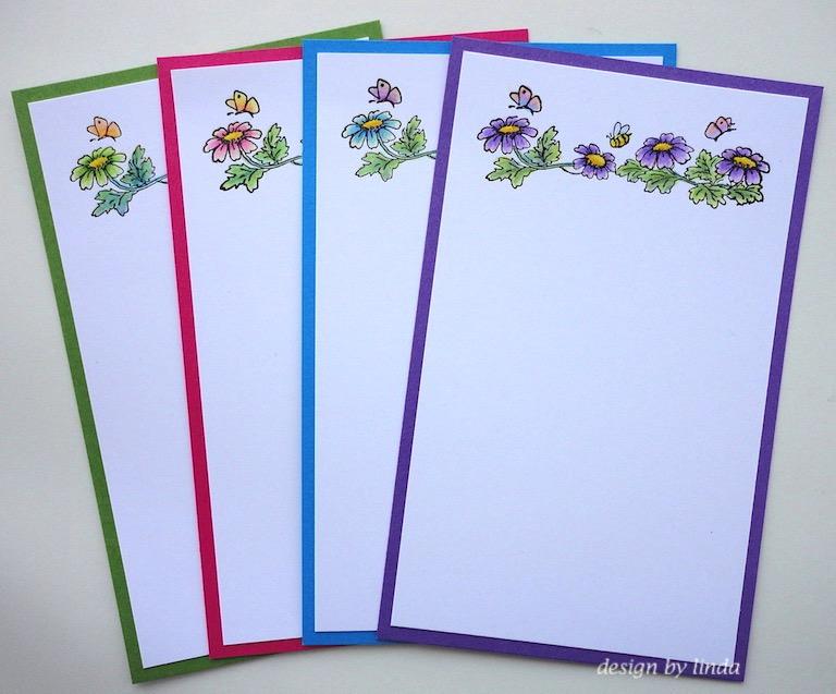 penny black floral notecards copyright linda snailzpace.com-1