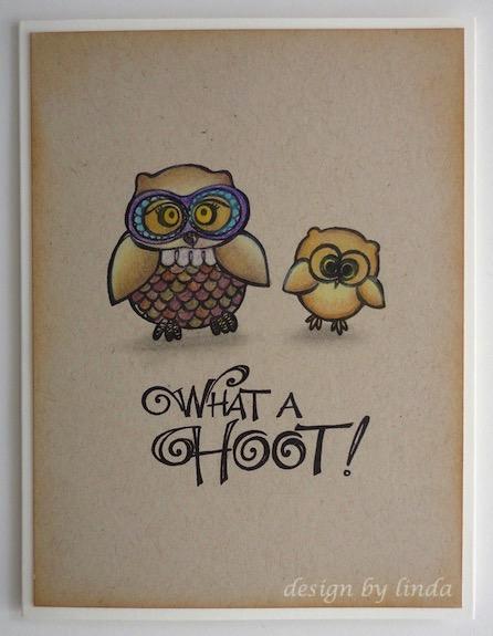 IO owls copyright linda snailzpace.com