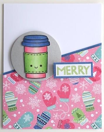sugar pea coffee cup copyright linda snailzpace.com