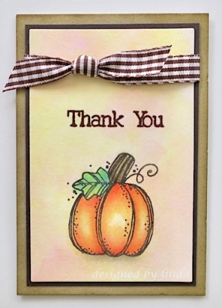 pumpkin thank you card copyright inda snailzpace.com