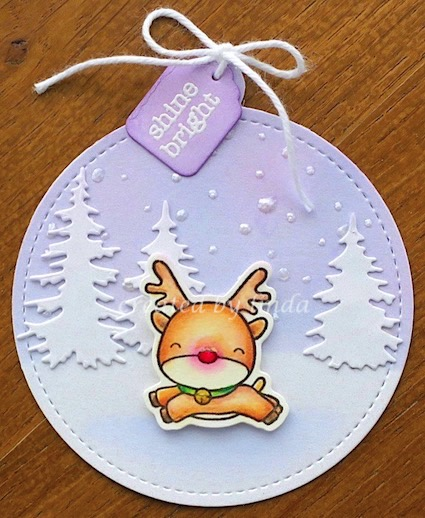 rudolph the red nosed reindeer tag