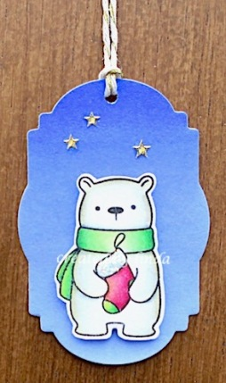 polar bear tag