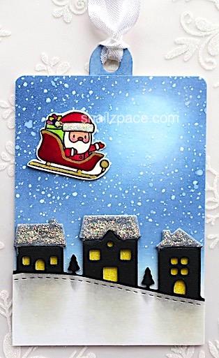 santa tag copyright linda snailzpace.com